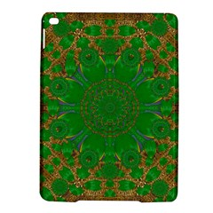 Summer Landscape In Green And Gold Ipad Air 2 Hardshell Cases