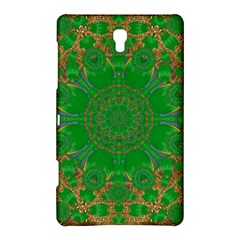 Summer Landscape In Green And Gold Samsung Galaxy Tab S (8.4 ) Hardshell Case