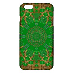 Summer Landscape In Green And Gold iPhone 6 Plus/6S Plus TPU Case