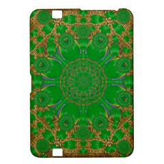 Summer Landscape In Green And Gold Kindle Fire HD 8.9