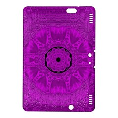 Purple Mandala Fashion Kindle Fire HDX 8.9  Hardshell Case