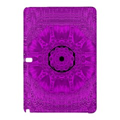 Purple Mandala Fashion Samsung Galaxy Tab Pro 12.2 Hardshell Case