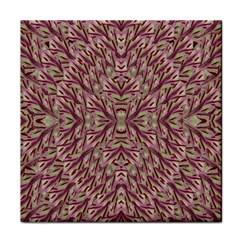 Mandala Art Paintings Collage Tile Coasters