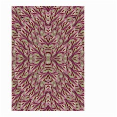 Mandala Art Paintings Collage Small Garden Flag (two Sides)