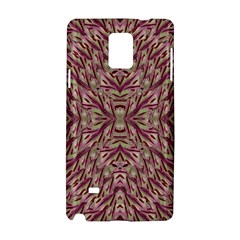 Mandala Art Paintings Collage Samsung Galaxy Note 4 Hardshell Case
