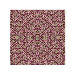 Mandala Art Paintings Collage Small Satin Scarf (Square)