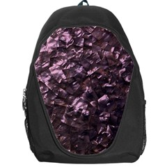 Pink Rainbow Shimmering Mother of Pearl Backpack Bag