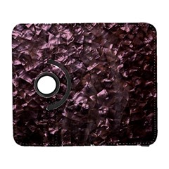 Pink Rainbow Shimmering Mother of Pearl Galaxy S3 (Flip/Folio)