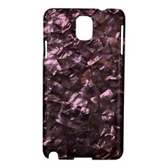 Pink Rainbow Shimmering Mother of Pearl Samsung Galaxy Note 3 N9005 Hardshell Case