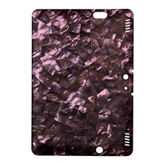 Pink Rainbow Shimmering Mother of Pearl Kindle Fire HDX 8.9  Hardshell Case