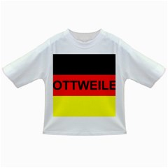 Rottweiler Name On Flag Infant/Toddler T-Shirts