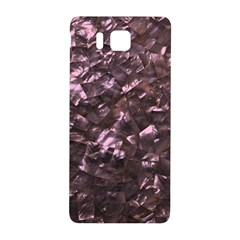Pink Rainbow Shimmering Mother of Pearl Samsung Galaxy Alpha Hardshell Back Case