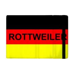 Rottweiler Name On Flag Apple iPad Mini Flip Case