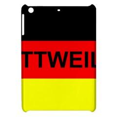 Rottweiler Name On Flag Apple iPad Mini Hardshell Case