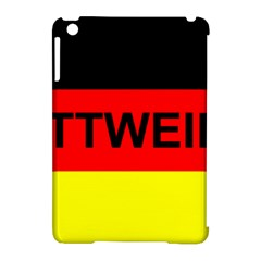 Rottweiler Name On Flag Apple iPad Mini Hardshell Case (Compatible with Smart Cover)