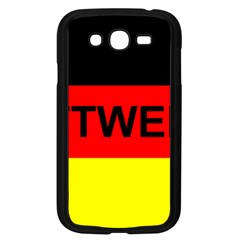 Rottweiler Name On Flag Samsung Galaxy Grand DUOS I9082 Case (Black)