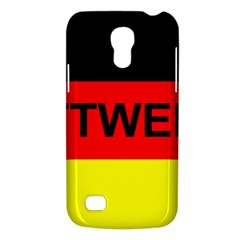 Rottweiler Name On Flag Galaxy S4 Mini