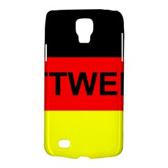 Rottweiler Name On Flag Galaxy S4 Active
