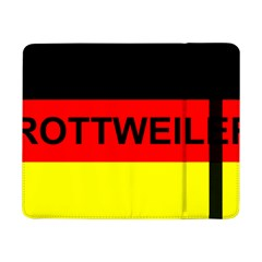 Rottweiler Name On Flag Samsung Galaxy Tab Pro 8.4  Flip Case