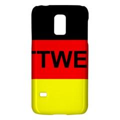 Rottweiler Name On Flag Galaxy S5 Mini