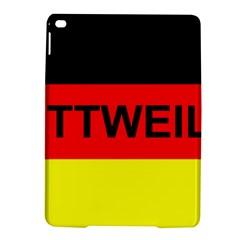 Rottweiler Name On Flag iPad Air 2 Hardshell Cases