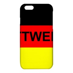Rottweiler Name On Flag iPhone 6/6S TPU Case