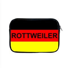Rottweiler Name On Flag Apple MacBook Pro 15  Zipper Case