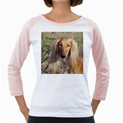 Saluki Girly Raglans