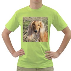 Saluki Green T-Shirt