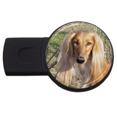 Saluki USB Flash Drive Round (4 GB)