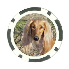 Saluki Poker Chip Card Guard
