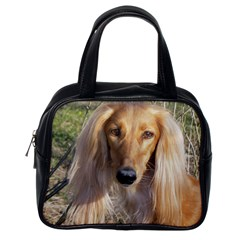 Saluki Classic Handbags (One Side)