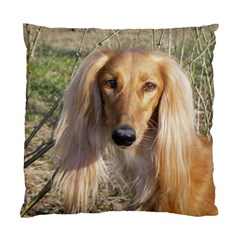 Saluki Standard Cushion Case (Two Sides)