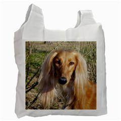 Saluki Recycle Bag (Two Side)