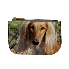 Saluki Mini Coin Purses