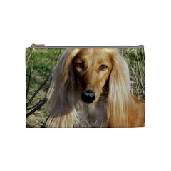 Saluki Cosmetic Bag (Medium)
