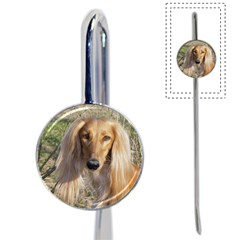 Saluki Book Mark