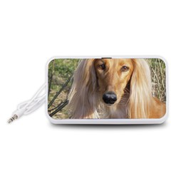 Saluki Portable Speaker (White)