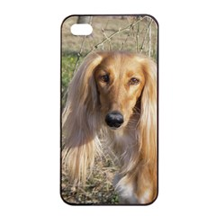Saluki Apple iPhone 4/4s Seamless Case (Black)