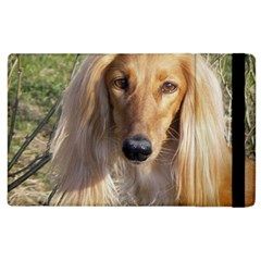 Saluki Apple iPad 3/4 Flip Case