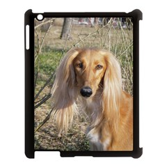 Saluki Apple iPad 3/4 Case (Black)