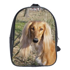 Saluki School Bags (XL)