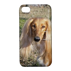 Saluki Apple iPhone 4/4S Hardshell Case with Stand