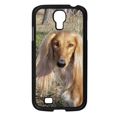 Saluki Samsung Galaxy S4 I9500/ I9505 Case (Black)