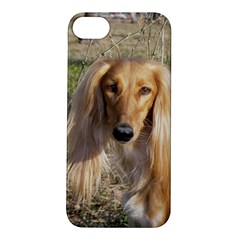 Saluki Apple iPhone 5S/ SE Hardshell Case