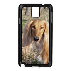 Saluki Samsung Galaxy Note 3 N9005 Case (Black)