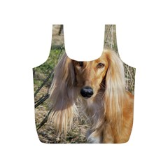 Saluki Full Print Recycle Bags (S)