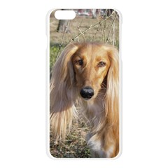 Saluki Apple Seamless iPhone 6 Plus/6S Plus Case (Transparent)