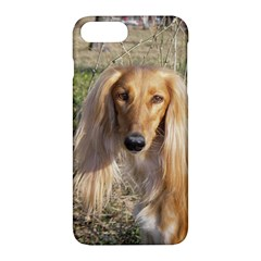 Saluki Apple iPhone 7 Plus Hardshell Case