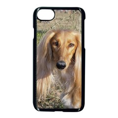 Saluki Apple iPhone 7 Seamless Case (Black)